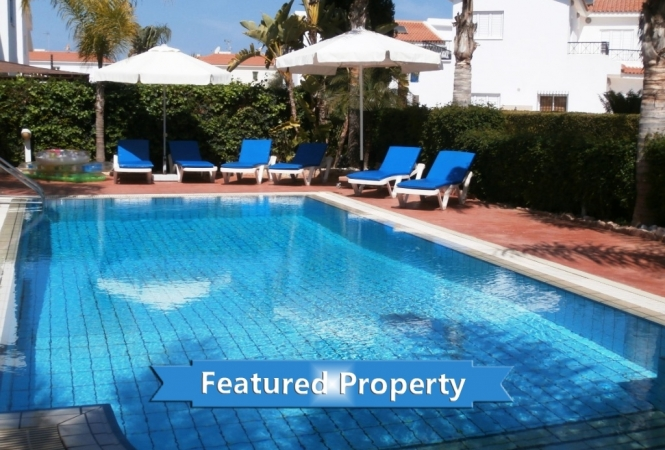 5 Bed Villa in Protaras