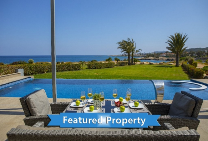 6 Bed Villa in Protaras